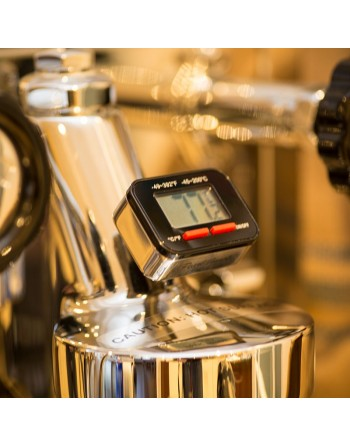 easy measurement of the brewing temperature