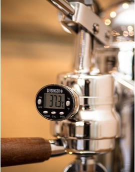 digital thermometer for Pavoni hand lever machines
